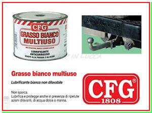 Grasso BIANCO MULTIUSO CFG 500ml Litio e Titanio Universale Medie Sollecitazioni