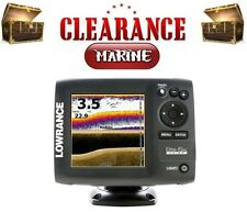 Lowrance Elite-5x (CHIRP) FISHFINDER