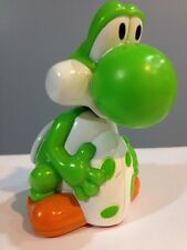 ☀️ YOSHI Figure Burger King Toy Mario Nintendo Superstars Winds Cake Topper