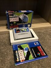 Super Nintendo SNES Sensible Soccer European Championships Boxed & Complete