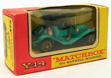 Véhicules miniatures Matchbox Matchbox Models of Yesteryear 1:4