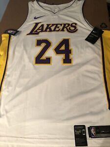 Kobe Bryant Los Angeles Lakers Association Authentic Nike Jersey Sz 52
