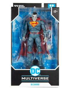 McFarlane Toys - DC Multiverse - Bizarro (DC Rebirth) Action Figure - IN STOCK