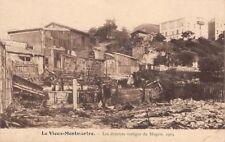 CPA - Le Vieux Montmartre - Les Derniers vestiges du Maquis