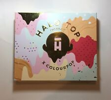 Halo Top X ColourPop Collection Super Shock Eyeshadow Vault LE NIB