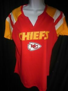 Kansas City Chiefs NFL Women's Majestic Shirt