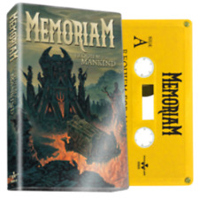 MEMORIAM Requiem For Mankind (Yellow Cassette) limited release OF 100