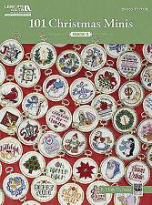 Leisure Arts 101 Christmas Minis Book 2 028906055238