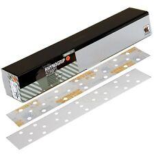 Schleifpapier Bogen 50x P320 230x280mm WHITE LINE Trockenschliff Schleifbögen