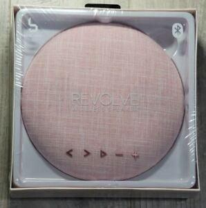 TikTok Revolve Mesh Fabric Wireless 33ft Range Bluetooth 5.0 Speaker & Kickstand