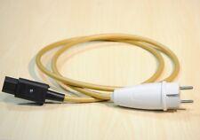 Van den Hul Mainsserver power cable 1,5m, Euro plugs