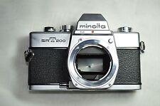 Minolta SRT-200 35mm SLR Film Camera