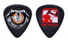 Metallica Record Store Day Ambassador Kill 'Em All Guitar Pick - 2016