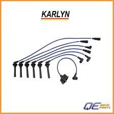Alfa Romeo 164 1991/1992 1993 L Spark Plug Wire Set Karlyn/STI 472