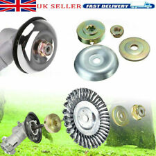 More details for 4pcs/set strimmer metal brush cutter gearbox blade nut replacement fixing kit