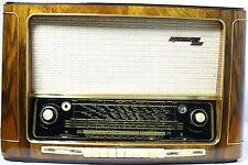 Grundig 5040 W top tubos radio Tube radio 3ds 5010