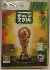 Mondiali Fifa Brasile 2014 per XBOX 360 PAL - NUOVO