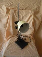 Ancienne lampe de bureau design déco loft vintage année 60/ 70