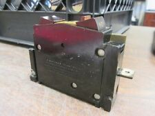 Bulldog Circuit Master Circuit Breaker 1611 15A 1P 120V Used