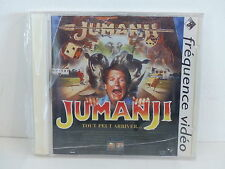 Dossier de presse sonore Film Jumanji ROBIN WILLIAMS