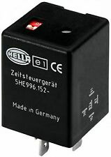 Time Relay 5HE996152-141 by Hella Genuine OE - Single