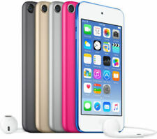 New Apple iPod Touch 6th Generation 16GB 32GB 64GB 128GB A8 8MP Cam - All Colors