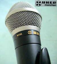 Microphone UHER M518A Mikrofon 4000-C Report Tonbandgerät Tape Recorder BUND IC