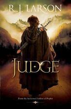 Judge - Books Of The Infinite #2 by R. J. Larson SC new