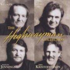 Waylon Jennings Highwayman collection (1999, & Johnny Cash..) [CD]