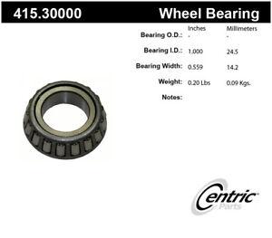 Wheel Bearing-Premium Bearings Centric 415.30000