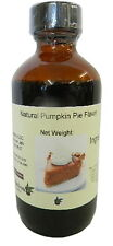 Natural Pumpkin Pie Flavor - Organic Compliant 4 oz by OliveNation
