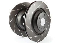 EBC for 03-07 Volvo S60 2.5 Turbo R USR Slotted Front Rotors - ebcUSR1830