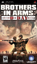 Brothers in Arms: D-Day PSP New Sony PSP