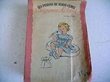 vintage LES PATRONS DE MARIE CLAIRE robe  n° 6221 ans 50