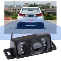 170° Car Reverse Rear View Backup Wired Camera Kit Parking 7 LED Night Vision
