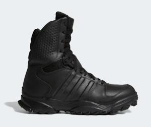 Adidas GSG-9.2 ( 807295 ) Unisex Black Boots Stiefel  Schwarz Leder NEU OVP