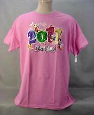 2011  Pink DISNEYLAND RESORT T-Shirt - Adult XXLarge XXL - NEW NWT