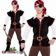 Amscan Polyester Pirate Fancy Dress for Boys