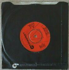 "Benny Lord, Streetwalkin' 7"" promo, Magnet Records"