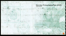 Norway Stamps 2005 Year Pack Booklet Panes $250 Face