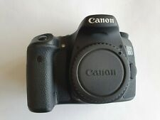 Canon EOS 70D 20.2MP Digital SLR Camera- (Body Only) PRISTINE-1385 Shutter Count