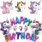 MAGICAL UNICORN Helium Foil BALLOON - Choice 6 Designs Party Decoration Girl