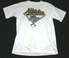Starter Oakland Athletics A's Sz XL 1988 World Series T Shirt Made In USA