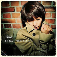 White Wishes by BoA (Korea) (CD, Sep-2011, SM)