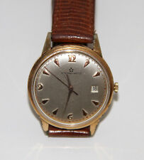 RE399 ETERNA-MATIC VINTAGE. GOLD PLATED. WORKS. SWISS. 50s