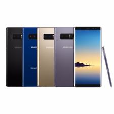 Samsung Galaxy Note 8 64GB 128GB 256GB Verizon GSM Desbloqueado-Mobile T AT&T 4G LTE