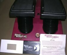 SLM Bellow System (adjustable air) Stair Climber Plus 0343 w/ VHS & Instructions
