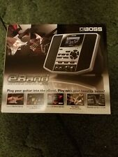 Boss Js10 electric guitar effects e band with manual power supply unused