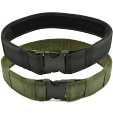 Men's Military Tactical Belt Adjustable Buckle Gun Belt Quick Release Army Belts
