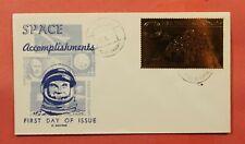 1971 RAS AL KHAIMA FDC SPACE ACCOMPLISHMENTS GOLD FOIL  196026